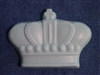 Crown soap mold 4738