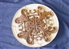 Floral plaster or concrete Mold 7066