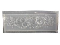 Fruit Plaque plaster concrete mold 7071