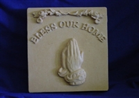 Praying Hands Mold 7150