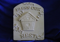 Birdhouse Mold 7157