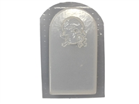 Pirate Skull Mold 8015