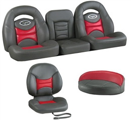 204 Bass Boat Seats Complete set