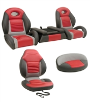 GT2 Bass Boat Seats Complete Set