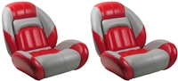 Pro XL Bass Boat Buck Seats - Sold in Pairs Only