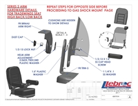 Assembly Instructions for Series 2 Helm Chair