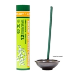 Garden Incense Sticks smell great and keep mosquitoes away