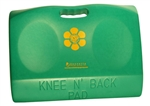 Our knee and back pad is wonderful for comfort in the garden.