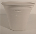 Authentic Ben Wolff #4 Milton Pot in White
