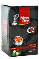 CH-084 Charco Flare coconut charcoal. 112pcs