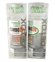 DE207 Herbal Clean QCarbo20