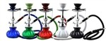"GH800C-1H HOOKAH 1H 8"" TALL IN A CASE"
