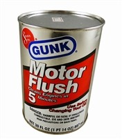 ST-141 Motor Flush Stash Can