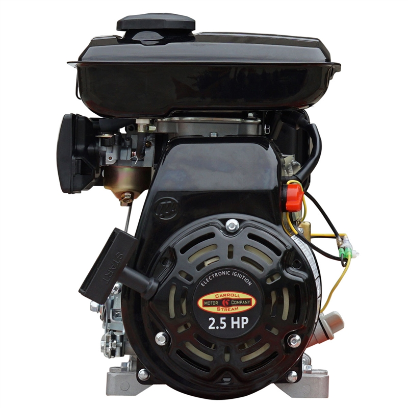 2 5 Hp Gas Engine Recoil Pull Start Carroll Stream