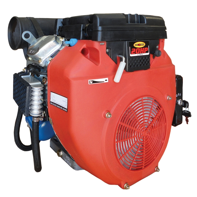 20 hp engine v twin gas engine carroll stream motor for 20 hp motor for sale