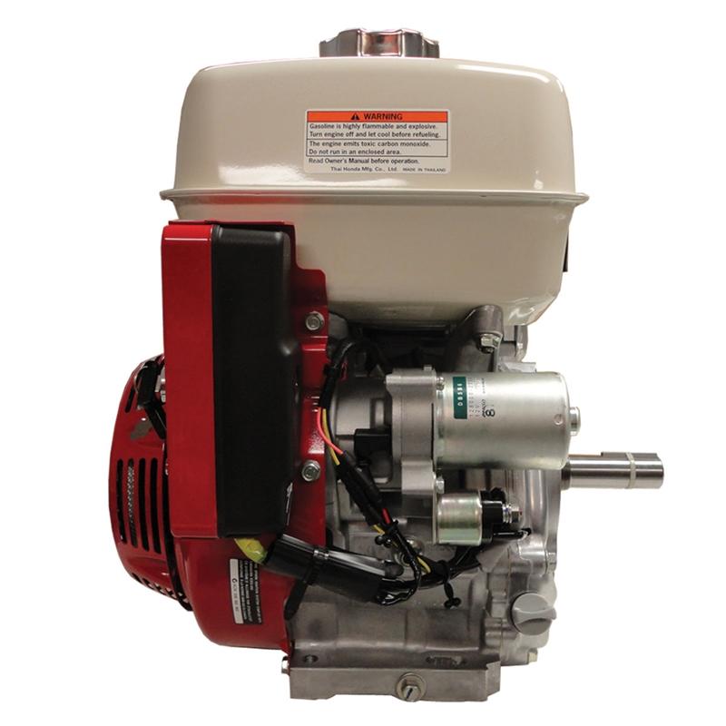 Honda GX390 Engine | Electric Start Gas Engine | GX390 ...