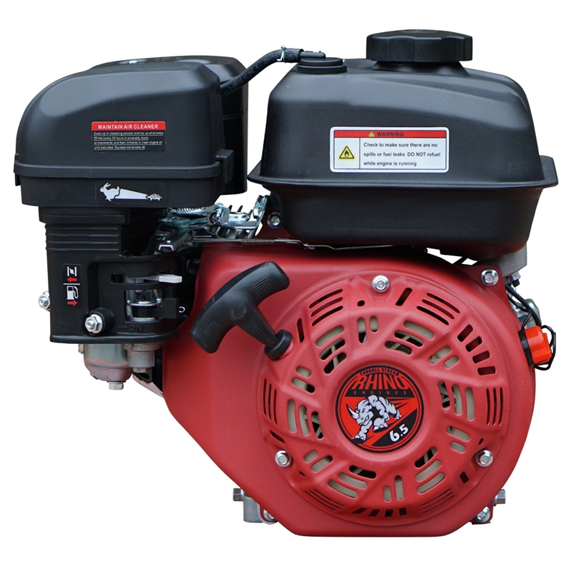 6 5hp Gas Engine 6 1 Gear Reduction Gear Reduction Motor