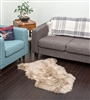 NZ Sheepskin Rug | Taupe Single Sheepskin