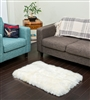 NZ Sheepskin Rug | Ivory 2x3ft Sheepskin