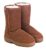 Kid's Sheepskin Boot