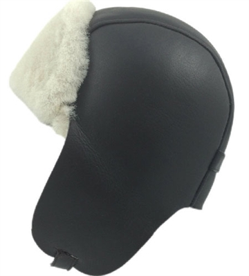 Pilot Sheepskin Hat | Antik