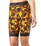Smokin' Hot Flame Shorts