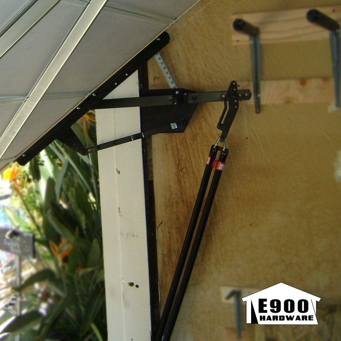 P332 32 inch plug end spring for one piece garage doors for Spring king garage door