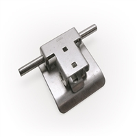 Save on E900 HARDWARE Security Slide Bolt for 1-Piece Garage Doors!