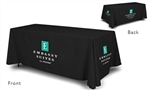 Hilton branded table covers