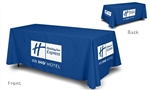 IHG branded table covers