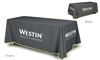 Westin logoed table cover, 6'