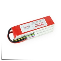 Jeti Pro Power 4000mAh 35C 6S Li-Poly Battery Packs