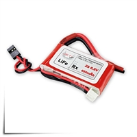 Jeti Receiver Battery Pack 650mAh 6.6V LiFe