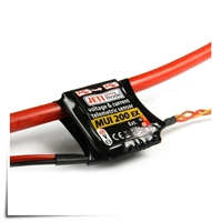 Jeti Telemetry Sensor Current/Voltage 200A MUI ex