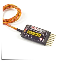 Jeti Telemetry Sensor Li-Poly Battery MULi 6s EX