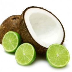 Coconut Lime Aroma / Scent - Oil Based