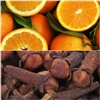 Orange Clove Aroma - Oil Based