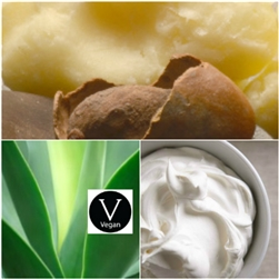 Shea Aloe Cream Base (Shealoe) - All Natural