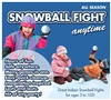 Soft Snowballs for a great Snowball Fight in Large Box of 120 Snowballs