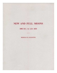 New and Full Moons
