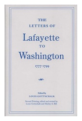 Letters of Lafayette to Washington