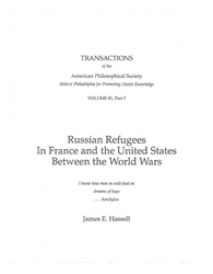 Russian Refugees in France and the United States