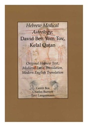 Hebrew Medical Astrology