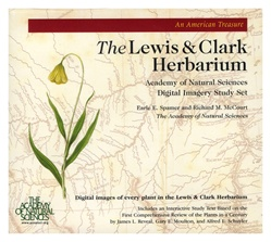 Lewis and Clark Herbarium: Academy of Natural Sciences of Philadelphia Digital Imagery Study Set: Special Publication 19