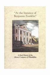 At the Instance of Benjamin Franklin