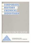 Corporate History and the Chemical Industries