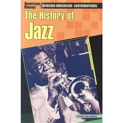 Jazz, a uniquely American music that originated in