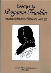 Essays by Benjamin Franklin