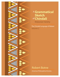 Grammatical Sketch of Chindali