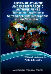 Review of Atlantic and Eastern Pacific Anthiine Fishes